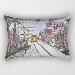 Main St Argenta Rectangular Pillow