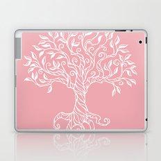 Tree of Life Pink Laptop & iPad Skin