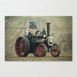 Tombola Girls  Canvas Print
