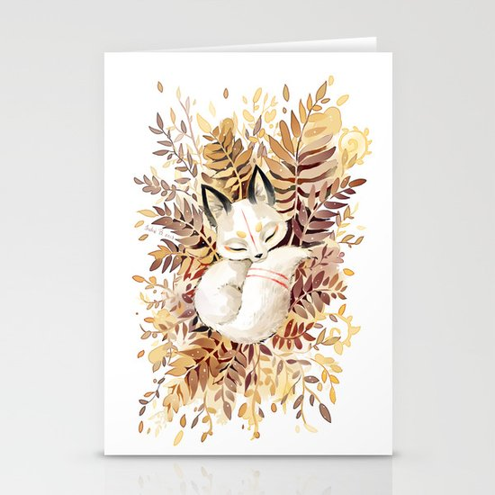 Slumber Stationery Cards