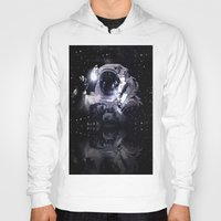 astronaut Hoodies featuring ASTRONAUT. by capricorn
