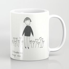 little walks Coffee Mug