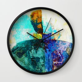 Malevich 2 Wall Clock