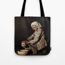 Grandmother 04 Tote Bag