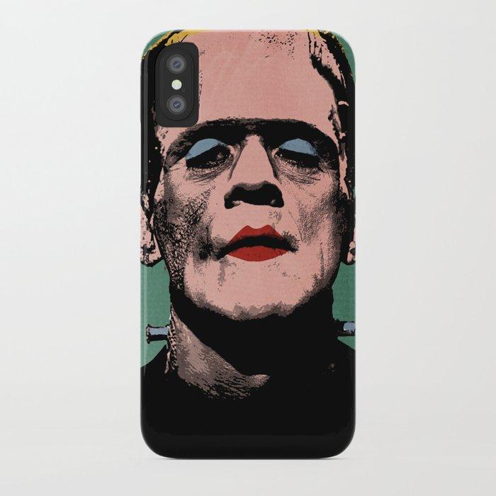 The Fabulous Frankenstein's Monster iPhone Case