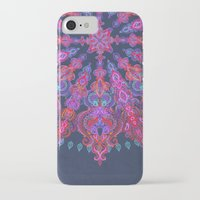 bohemian iPhone & iPod Cases featuring Bohemian by micklyn