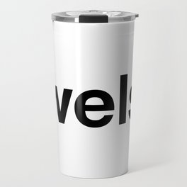 WALES Travel Mug