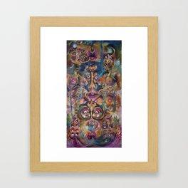 Vestibulium Framed Art Print