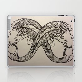 Koi Infinity Laptop & iPad Skin