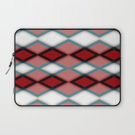 Diamond Pattern Design Laptop Sleeve