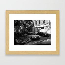 West Chester, PA 01 Framed Art Print
