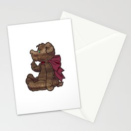 Teddy 12 Stationery Cards