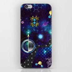Cosmic Trip iPhone Skin