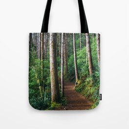 Trees: III // Oregon Tote Bag