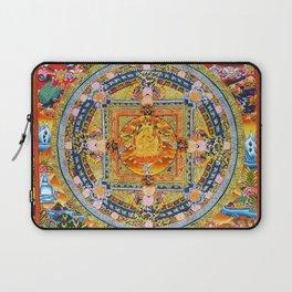 Mandala Buddhist 2 Laptop Sleeve