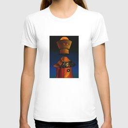 Guzo: King of Rain - Surrealism Collage T-shirt