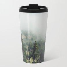 Foggy Treetops Travel Mug