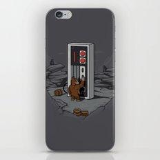 Dawn of gaming iPhone & iPod Skin