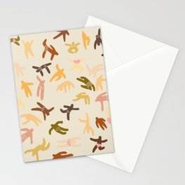 bathing bods Stationery Cards