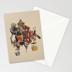 The Bones in the Caves Stationery Cards