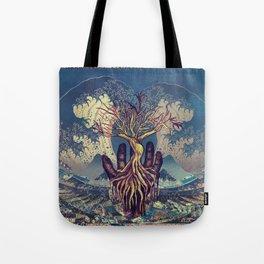 Roadway to Spirituality Tote Bag