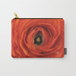 Spring Ruffles Carry-All Pouch