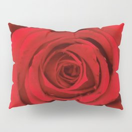 Lovely Red Rose Pillow Sham