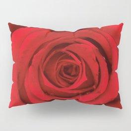 Lovely Red Rose Pillow Sham