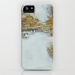 """ Fall In The Country "" iPhone Case"