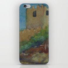 Alcazaba Entrance WC151209i-14 iPhone & iPod Skin