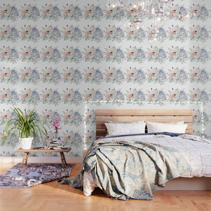 Pretty Succulents by Nature Magick Wallpaper