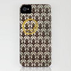 Sherlock Wallpaper Light Slim Case iPhone (4, 4s)