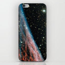 Pencil Nebula (NGC 2736) iPhone Skin