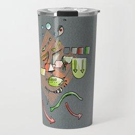 Ambient Form Travel Mug