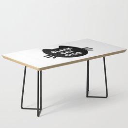 Black Cat Club Coffee Table