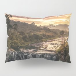 Fire & Water Pillow Sham