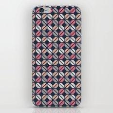 Geometric Pattern #012 iPhone & iPod Skin