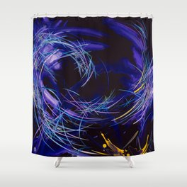 More Than Most Shower Curtain