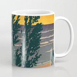 Pinery Provincial Park Poster Coffee Mug