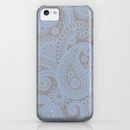 Paisley Mist iPhone Case