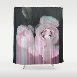 Fall In Rose Shower Curtain
