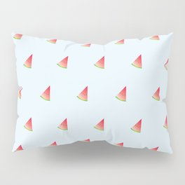 Watermelon Pattern Pillow Sham