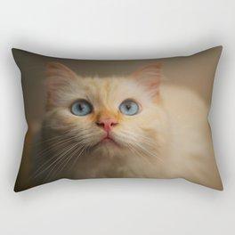 Giuseppe the Cat Rectangular Pillow