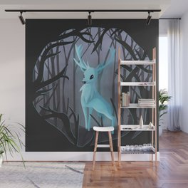 Ghosts Wall Mural