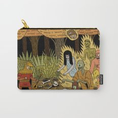 The Woodland Ghosts Carry-All Pouch