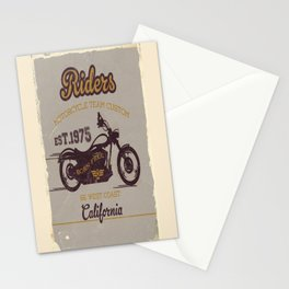 MotoBiKe RiDe 1 Stationery Cards