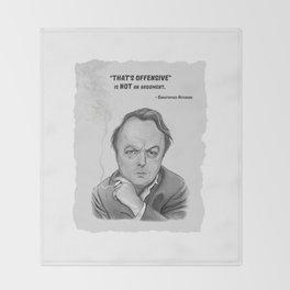 Hitchens Throw Blanket