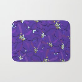 Larkspur Love Bath Mat