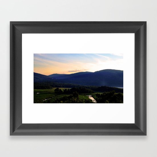 Hudson Valley Framed Art Print
