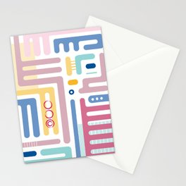 Pathways (no. 1 of a series of 3) Stationery Cards